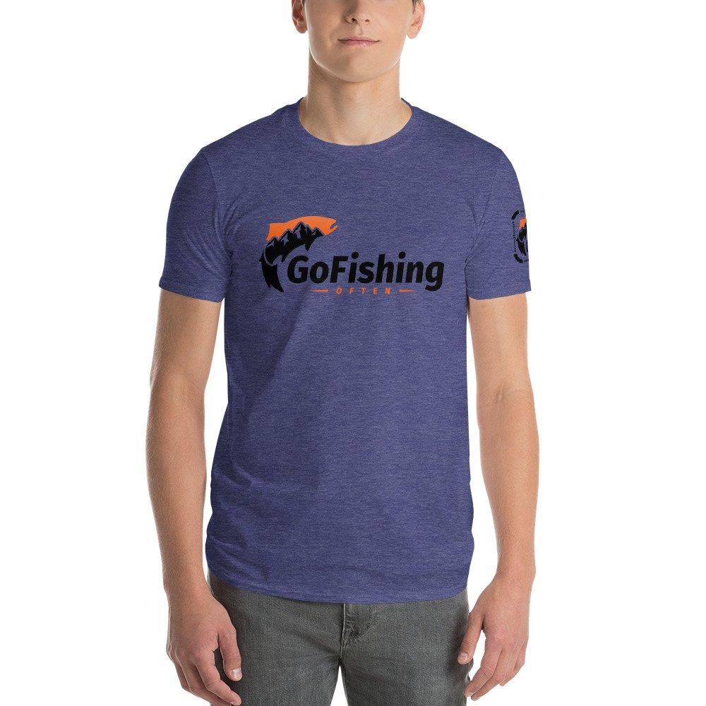 Go Fishing Often – Logo Tee